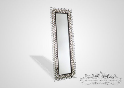 Amira Full Length Free Standing Mirror