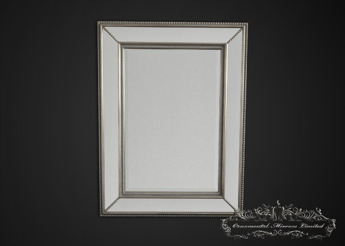 Decorative Wall Mirror From Ornamental Mirrors Limited