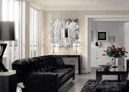 Boston Multi Faceted Mirror