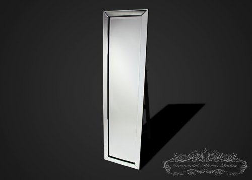 Clear Cheval Glass Mirror