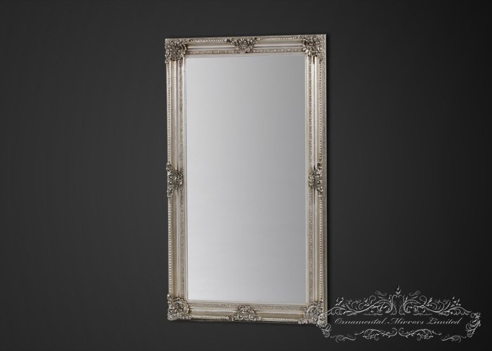 Extra Large Silver Mirror Extra Large Mirror