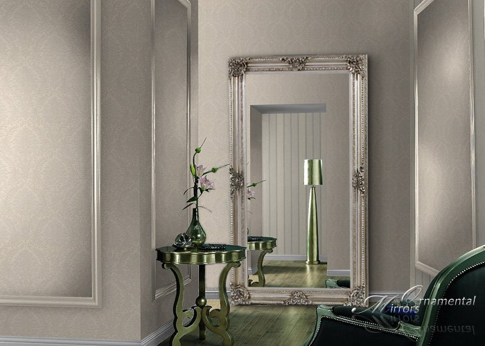 extra large silver mirror extra large mirror. Black Bedroom Furniture Sets. Home Design Ideas