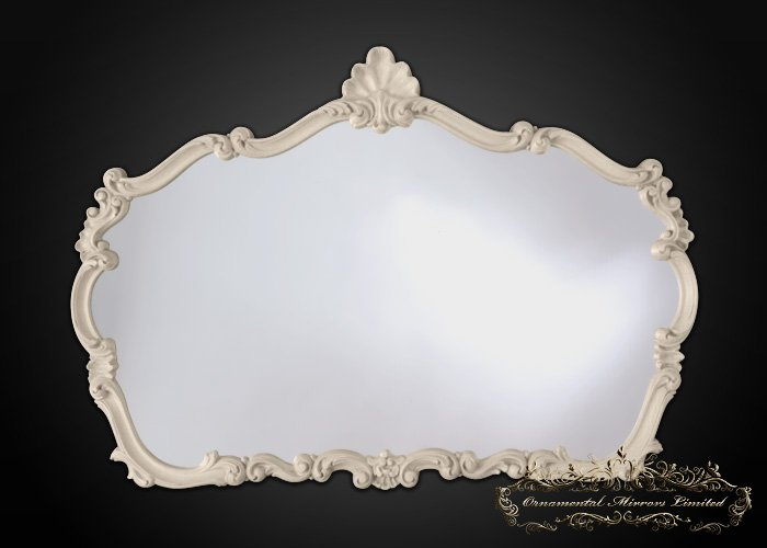 Leandrocream French Style Mirror