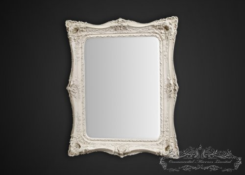Opulance French Rococo Mirror