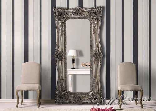 Opulance Rococo Style Mirror
