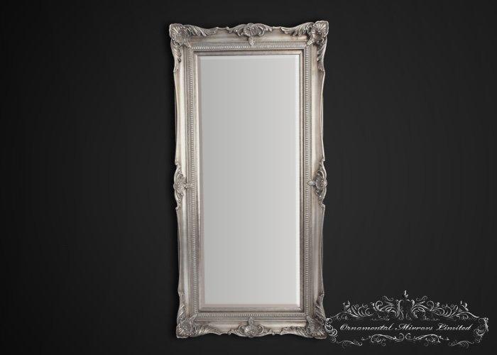 floor length mirror entryway
