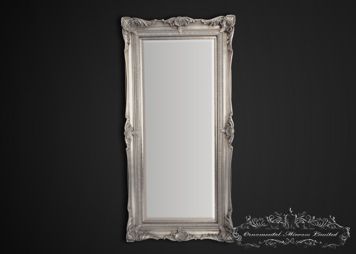 Silver full length mirror for Silver full length mirror