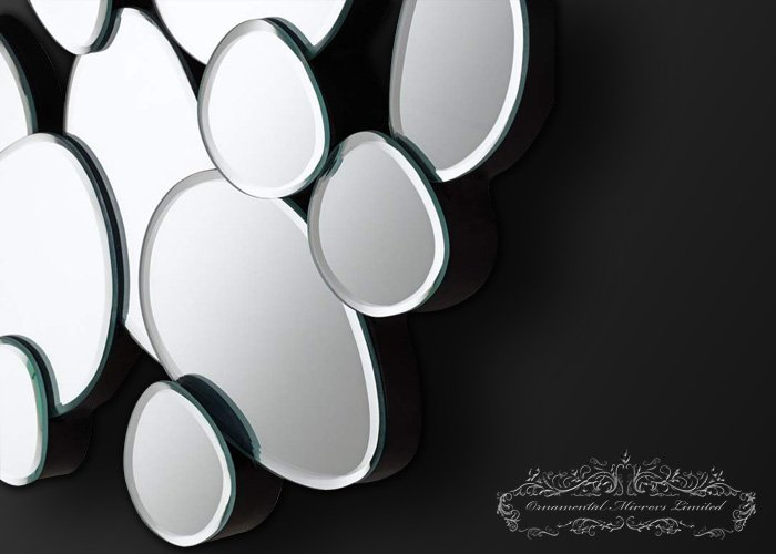 Round glass mirror for Glass and mirror company