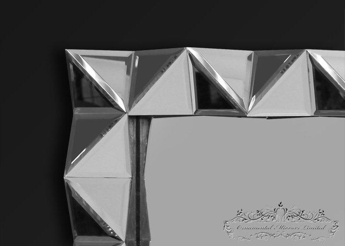 Frameless Full Length Wall Mirror Uk